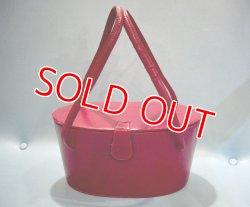 画像1: RED ボックスバッグ